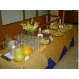 contratar brunch para eventos empresas Vila Santa Rita