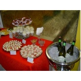 coquetel para inauguração de loja preço Vila Santa Isabel