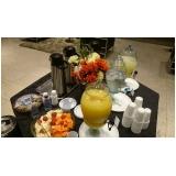 evento empresarial buffet executivo Jardim Rossin