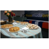 Evento Empresarial Buffet
