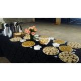 onde encontro buffet para eventos corporativos Jardim Rosana