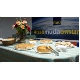 onde encontro café da manhã para empresa Jardim Roselia