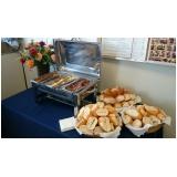 onde encontro evento empresarial buffet de almoço Condomínio Vista Alegre