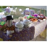 orçamento de buffet para coffee break campinas CDHU Edivaldo Orsi