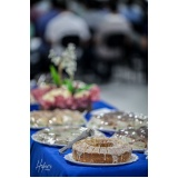 orçamento de buffet para empresa de café da manhã Spiandorello