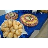 orçamento de buffet para evento empresarial Almeirinda Chaves