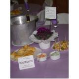 orçamento de buffet para festa empresarial Jardim dos Passaros