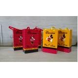 personalizados em papel e plástico preço Vila Nambi