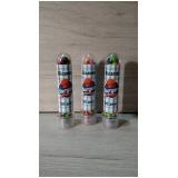 personalizados em plástico Chácaras Anhanguera