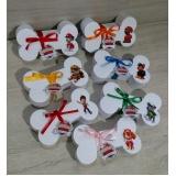 personalizados para festas infantis Vila Santa Luísa