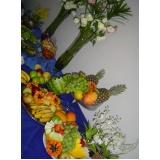 preço de buffet de brunch para casamento Tijuco Preto