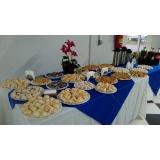 quanto custa buffet para eventos corporativos Jardim Pacaembu