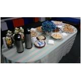 quanto custa café da manhã empresarial Villa Flora Hortolandia