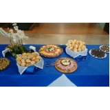 serviço de buffet para evento empresarial Jardim Florence