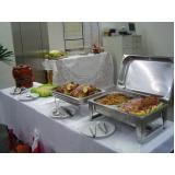 serviço de buffet para festa natalina em empresa Casa Branca